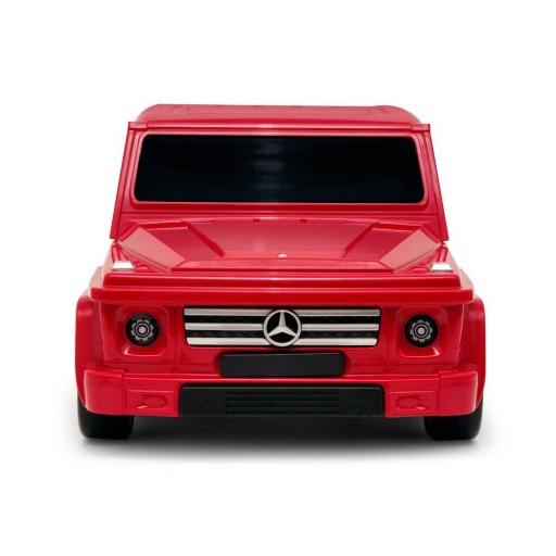 Maleta Trolley Mercedes Clase G Roja [2]