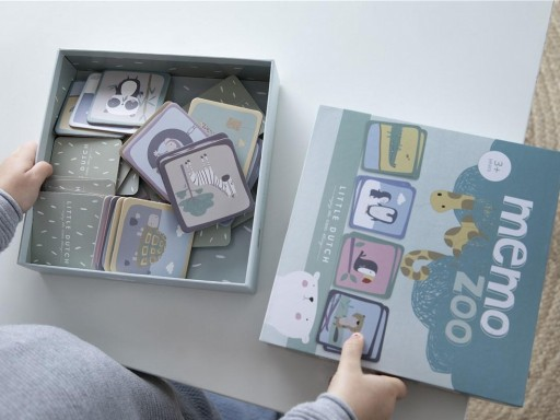 Memo Zoo Little Dutch [3]