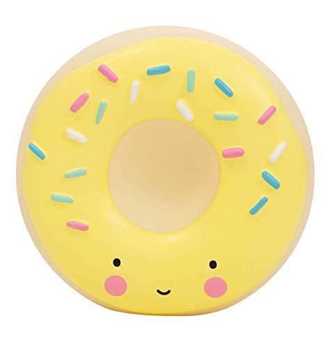 "Hucha ""Yellow Donut"" de A Little Lovely Company"