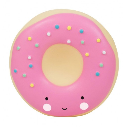 "Hucha ""Pink Donut"" de A Little Lovely Company"