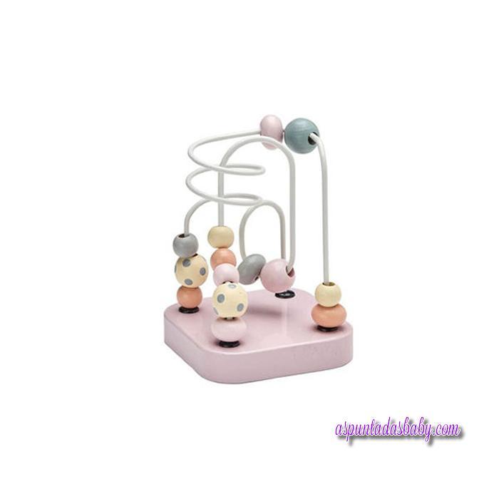 Mini laberinto Kids Concept color rosa mod. Edvin