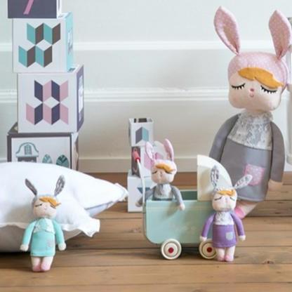Miniatura Muñeca Little Bunny [1]