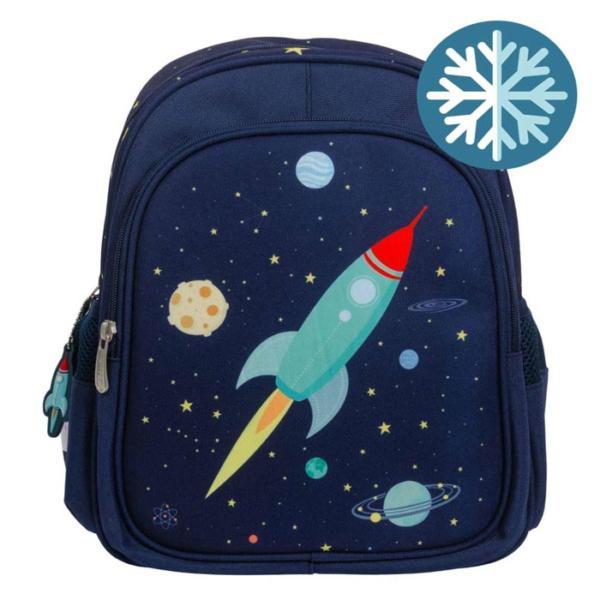 Mochila Space con bolsillo para frío 32cm