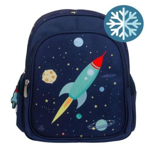 Mochila Space con bolsillo para frío 32cm [0]