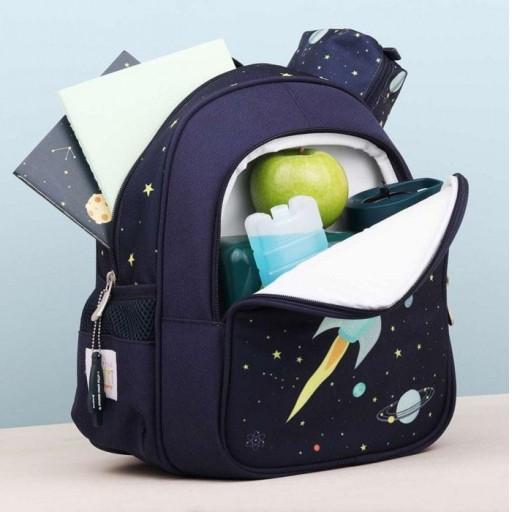 Mochila Space con bolsillo para frío 32cm [2]