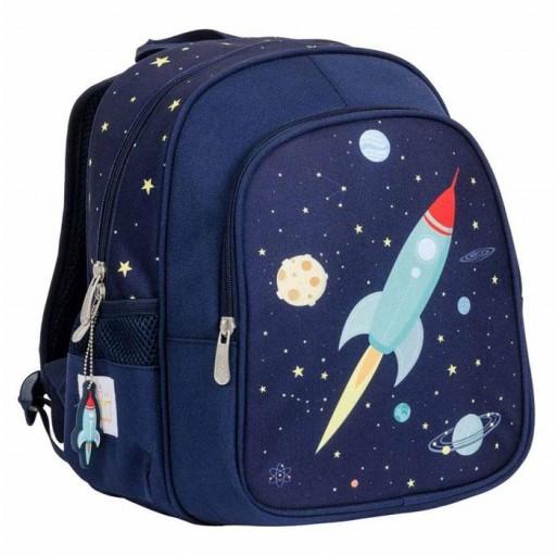 Mochila Space con bolsillo para frío 32cm [1]