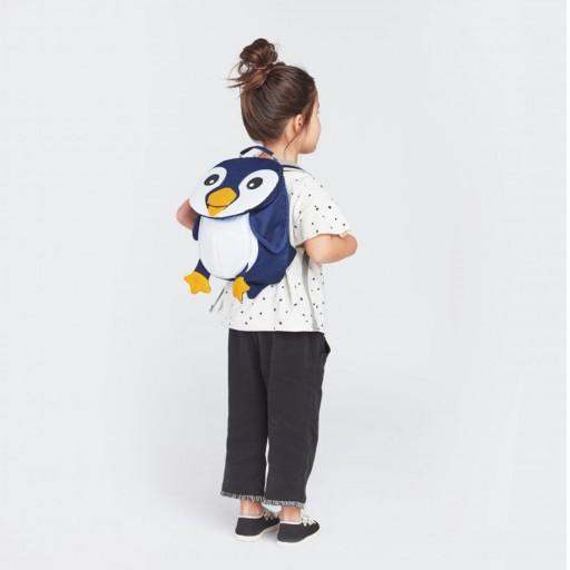 Mochila 1-3 años Affenzahn mod. Pinguino [2]