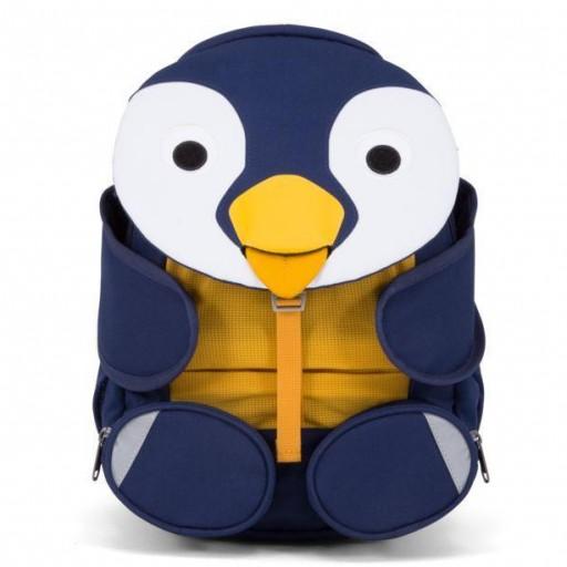 Mochila 3-5 años Affenzahn mod.  Pinguino