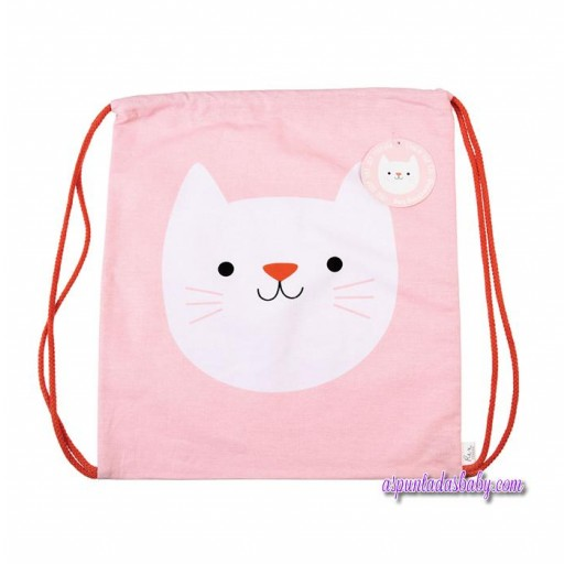 Mochila Saco Cookie The Cat