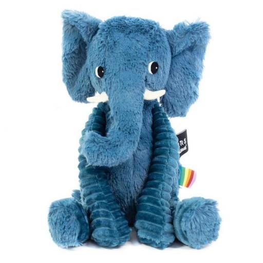 Les Ptipotos Les Déglingos - Peluche elefante