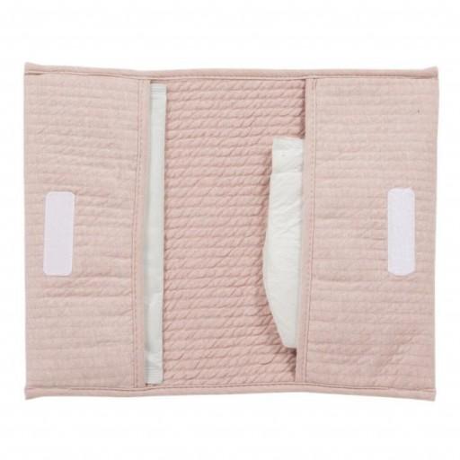 Organizador pañales Little Dutch color rosa.  [0]