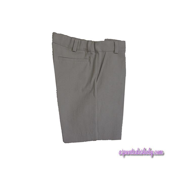 Pantalón Corto Ancar Color Beige