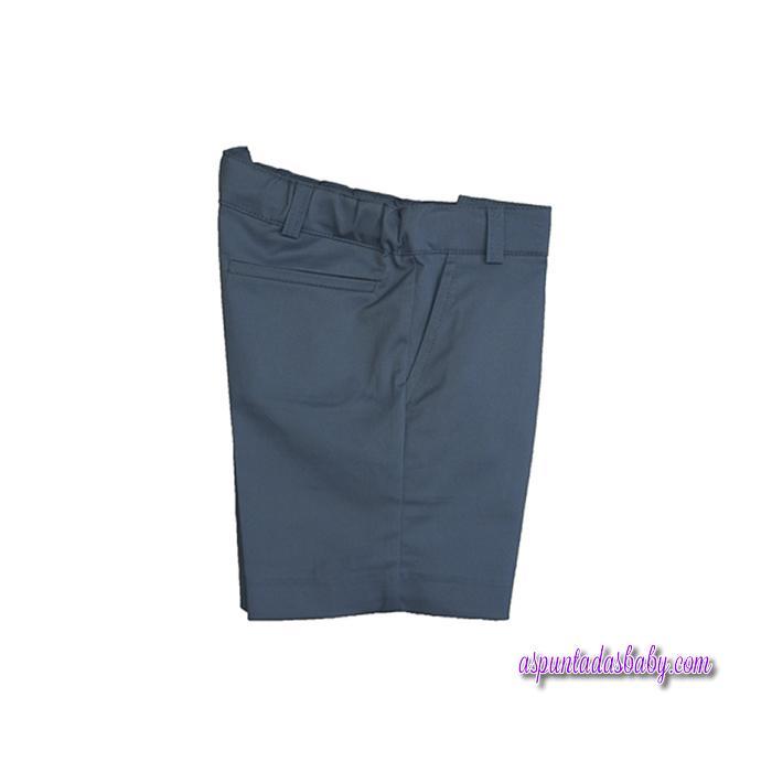 Pantalón Corto Ancar Color Azulón