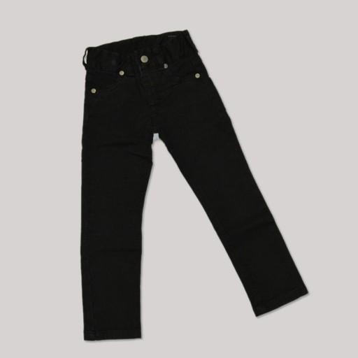 Pantalón César Blanco color negro.