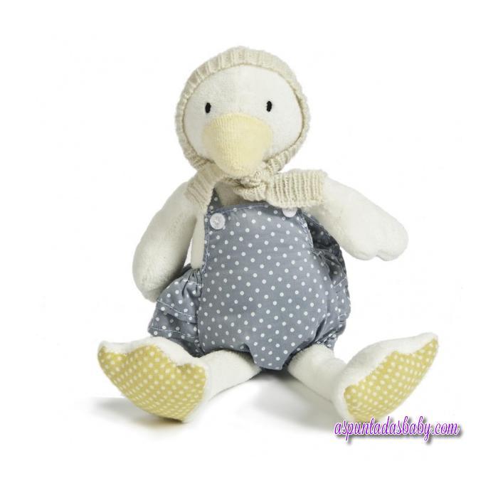 Patsy Duck, muñeca de trapo