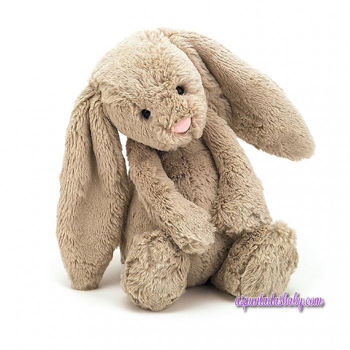 Peluche Jellycat mod. Bashful Beige Bunny Big