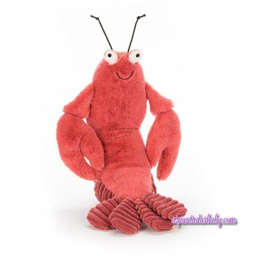 Peluche Jellycat mod. Larry Lobster