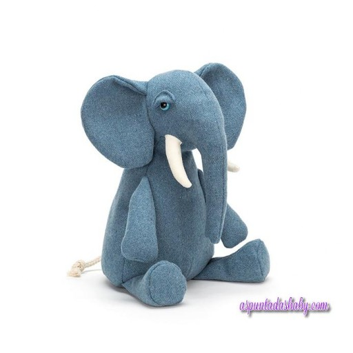 Peluche Jellycat mod. Elefante Pobblewob 36 cms. [0]