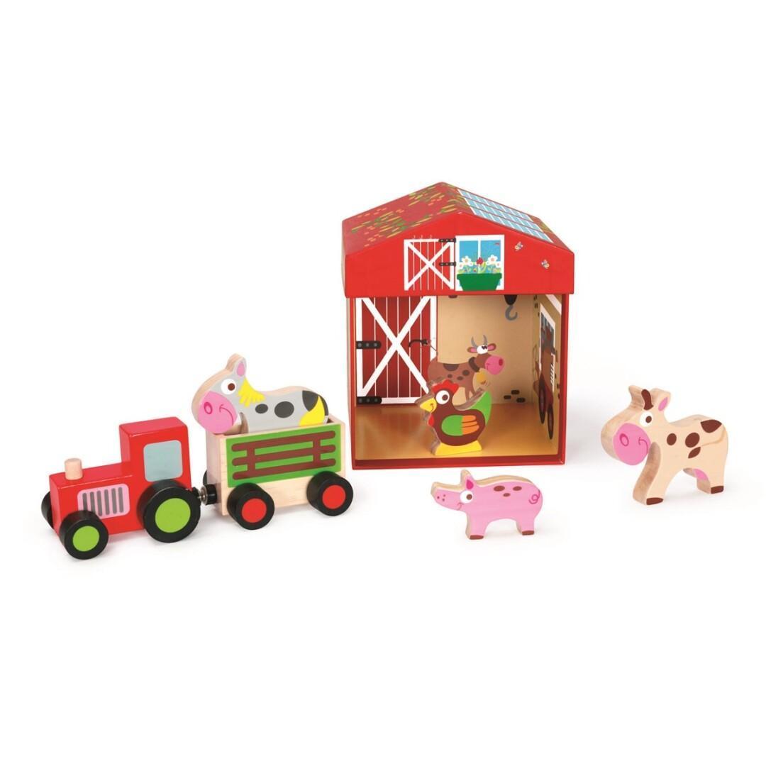 Play Box Farm Scratch