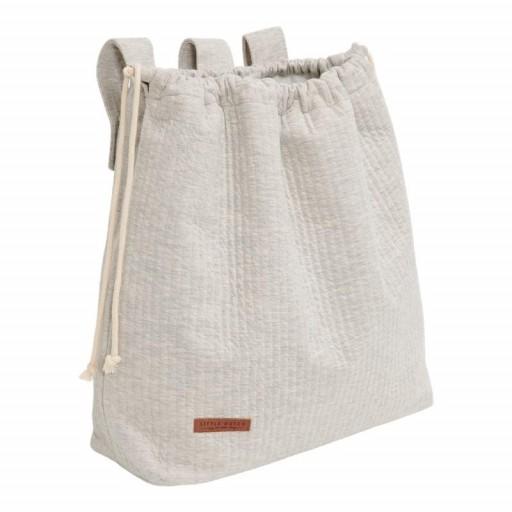 Bolsa Little Dutch color gris . [1]