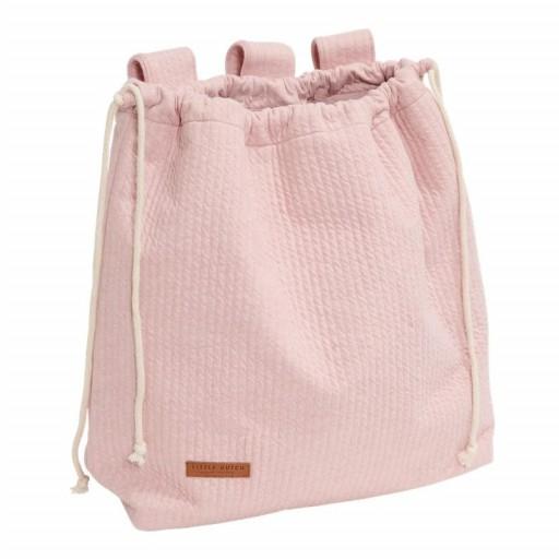 Bolsa Little Dutch color rosa . [1]