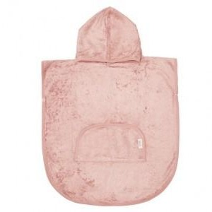 Poncho Timboo color rosa