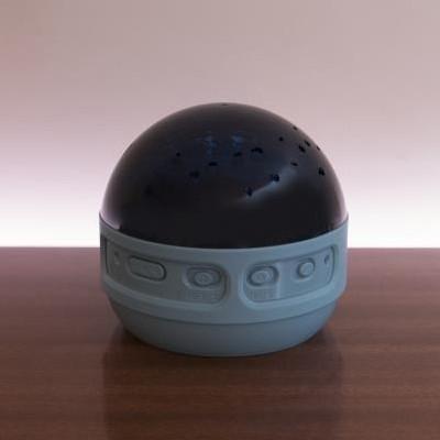 Proyector nocturno tranquilizador Pabobo Océano Azul [3]