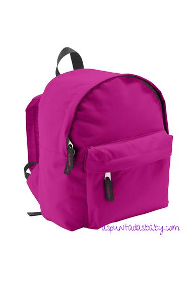 Mochila Mini-Kids color fucsia
