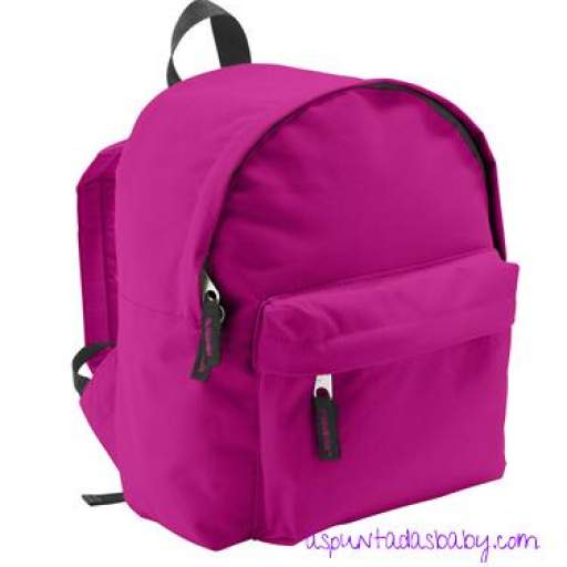 Mochila Mini-Kids color fucsia [0]