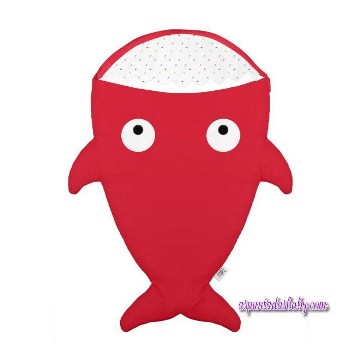 Saco Invierno Baby Bites color rojo mod. Pills