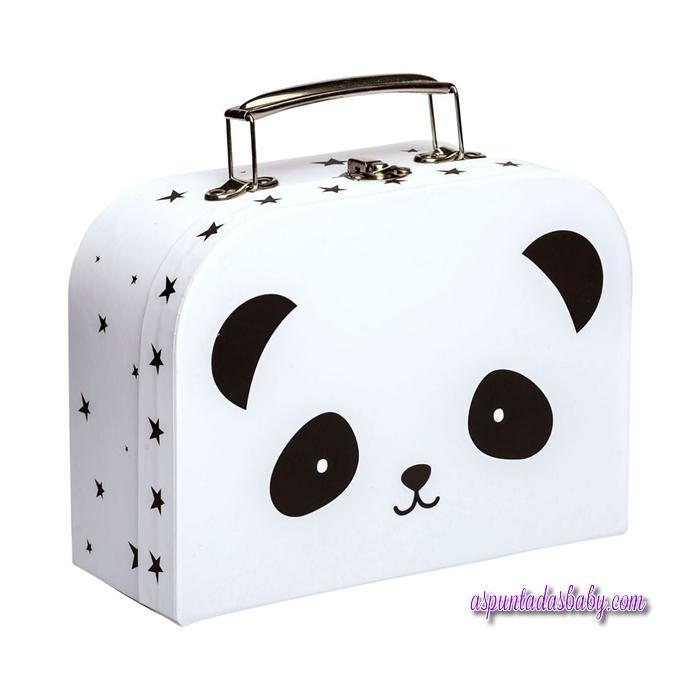 Maleta mini Little Lovely mod. Panda