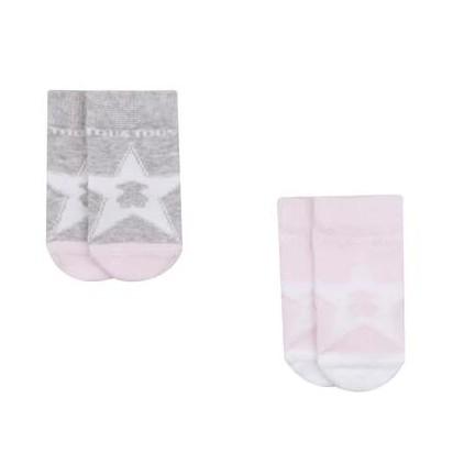 Set Calcetines combinados  Baby Tous  Socks Rosa