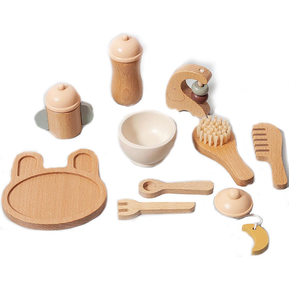 Set de Alimentación para Muñecas - Petit Monkey