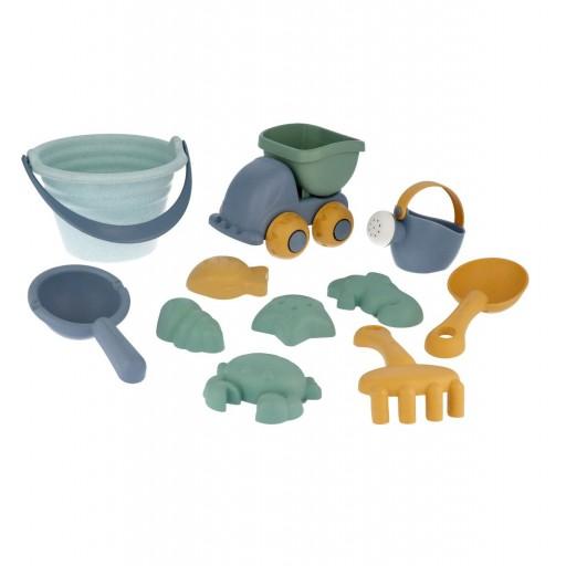 Set de Juguetes de Playa Bioplástico Ocean Harvest