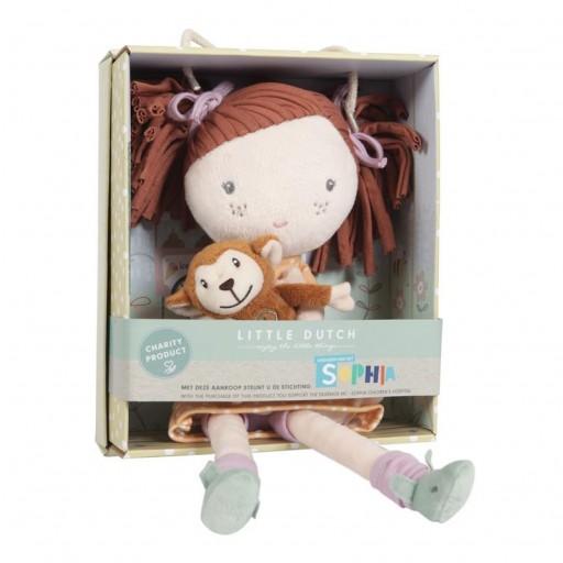 Sophia muñeca blandita Little Dutch [1]