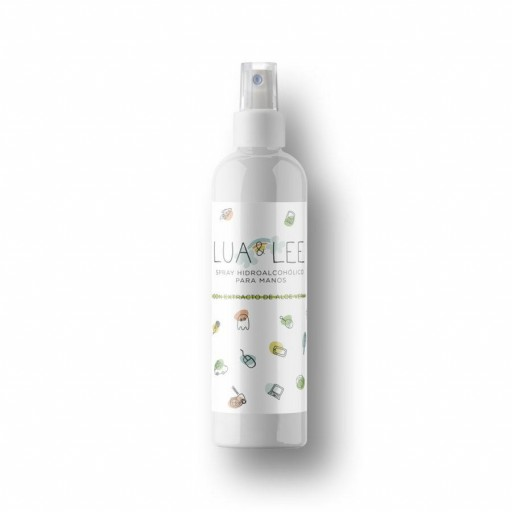 Spray Hidroalcohólico Lua&Lee 250ml