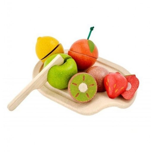 Surtido de frutas para cocinitas Plantoys