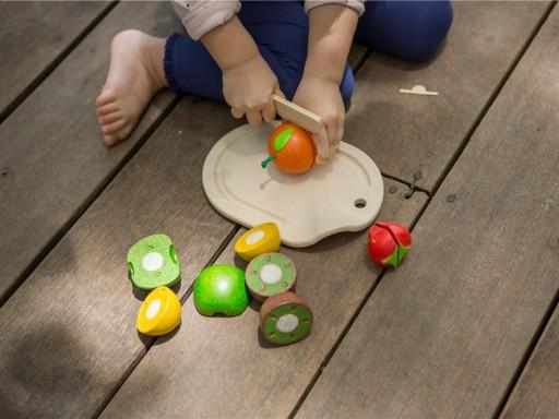Surtido de frutas para cocinitas Plantoys [1]
