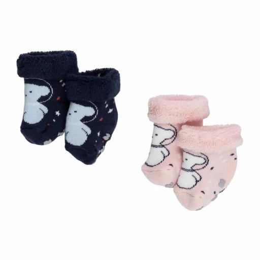 Set de calcetines oso moon Sweet Socks Rosa.