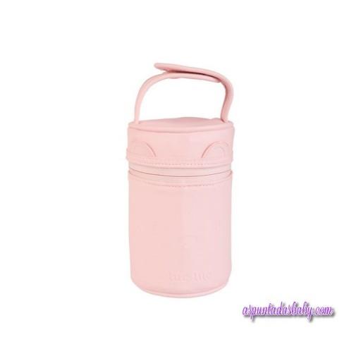 Termo Papillero Tuc Tuc mod. Oso color rosa.  [1]