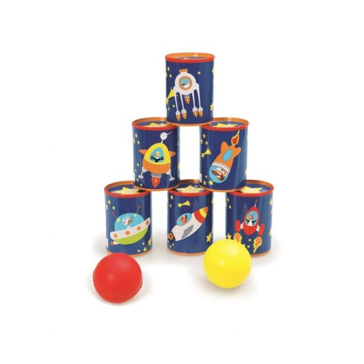 Tin can game big bang scratch game