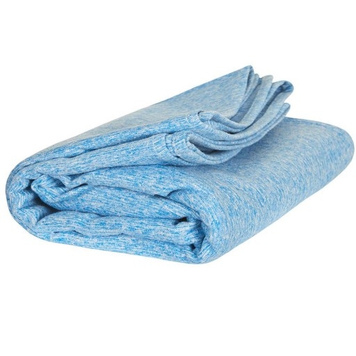 Toalla Playa Microfibra Active Eco Azul Pastel [2]