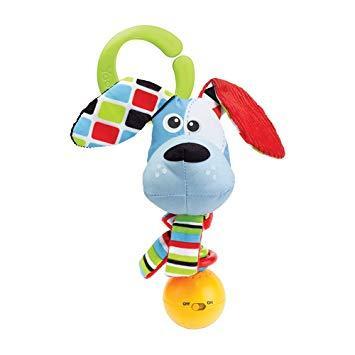 Perrito Sonajero para bebés Shake Me de Yookidoo.