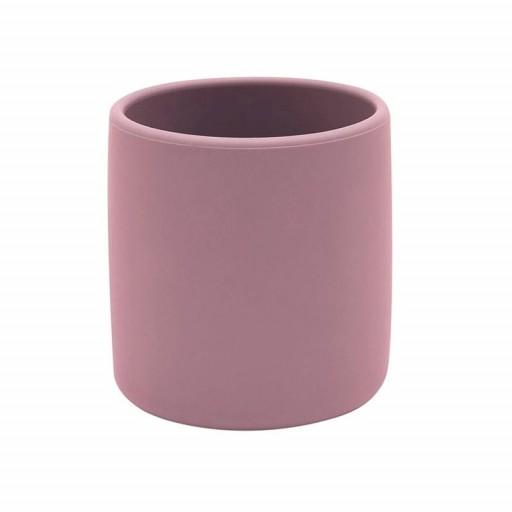 Vaso Silicona Rosa Empolvado [0]