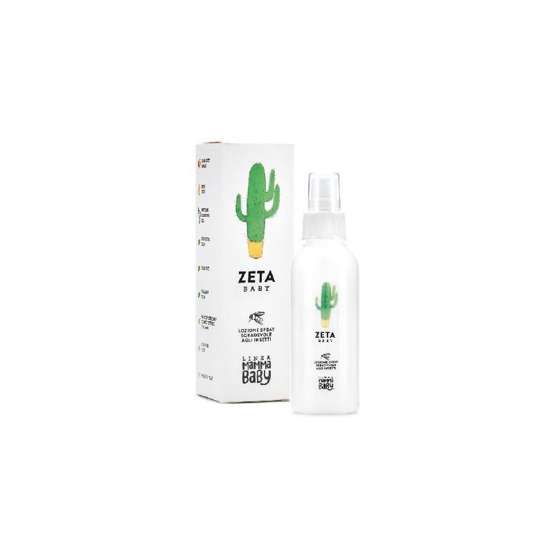 Zeta baby Spray Anti-insectos de Linea MammaBaby