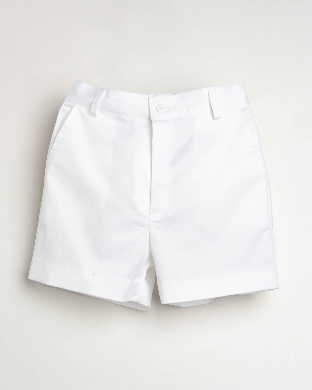 Pantalón Ancar loneta color blanco.