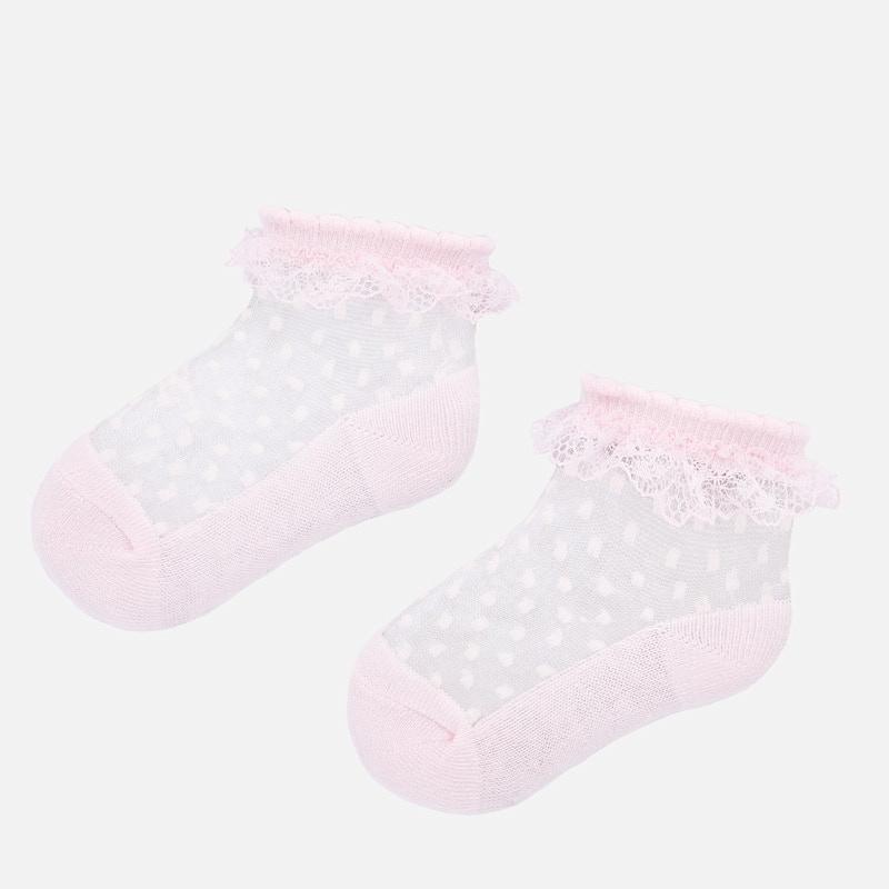 Calcetines vestir bebé niña