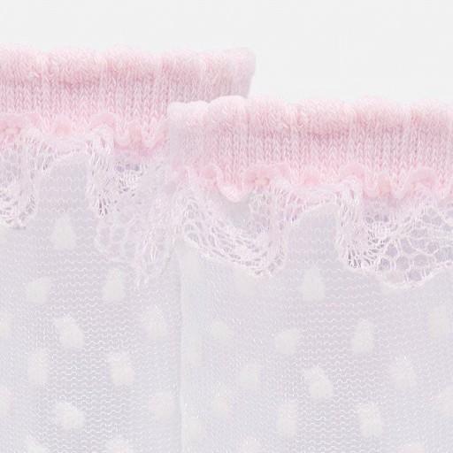Calcetines vestir bebé niña [1]