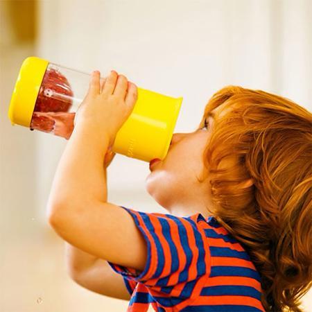 Vaso bebé infusor de fruta Miracle 360º 400ml