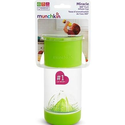Vaso bebé infusor de fruta Miracle 360º 400ml  [3]